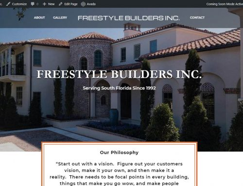 Free Style Builders Inc